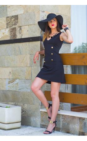 Малка черна рокля Лора