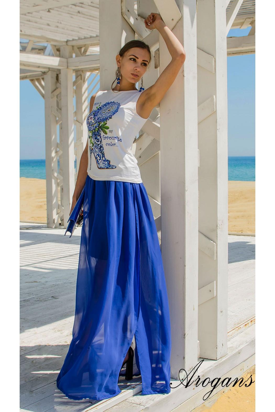 Тениска Blue Summer