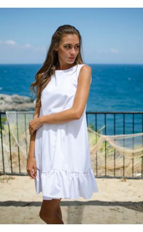 Свободна рокля White