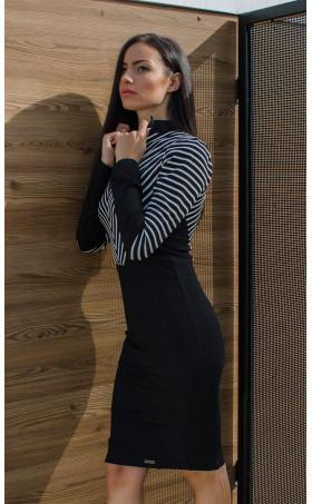 Елегантна ежедневна рокля Stella