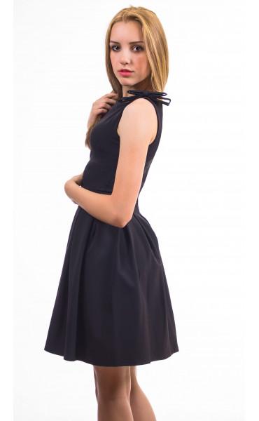 Плисирана рокля Кендра_13173