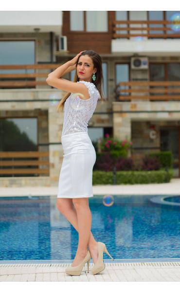 Комплект пола и блуза Кармен_13424