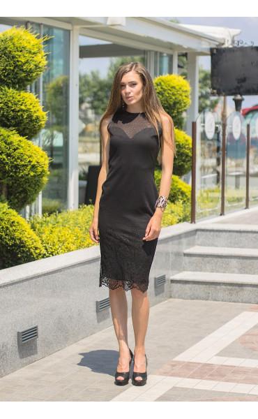 Дантелена рокля Ванеса_13517