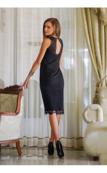 Дантелена рокля Ванеса_13519