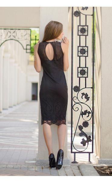 Дантелена рокля Ванеса_13521