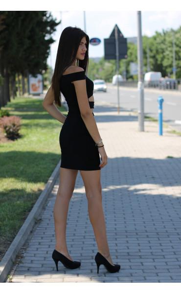 Малка черна рокля Трейси_13642