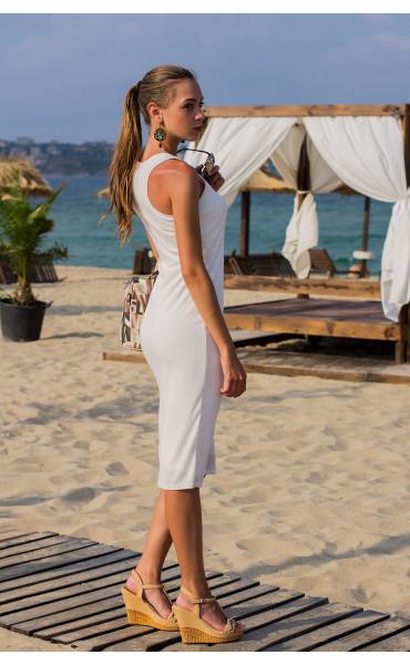Спортно елегантна рокля Сюзън _13709
