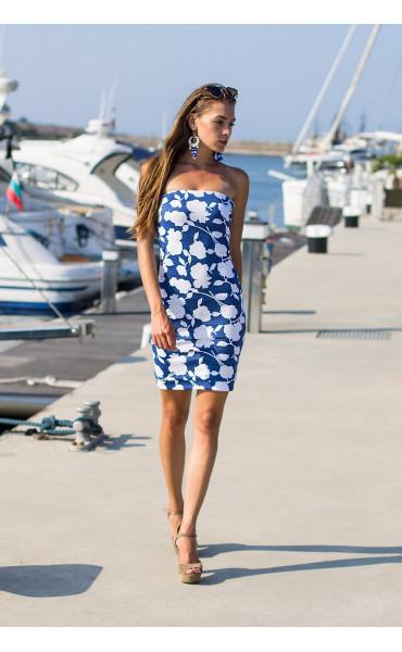 Лятна рокля Серена_13747