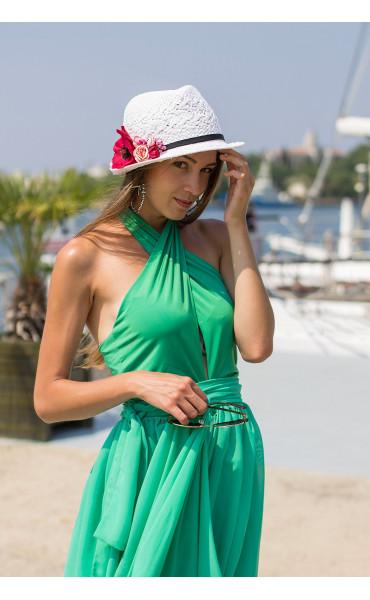 Дълга лятна рокля Клое_13767