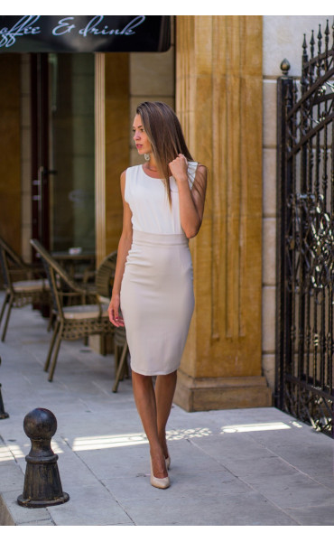 Елегантна официална рокля Жанет_13869
