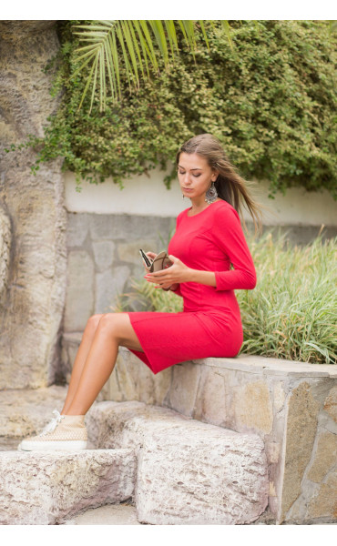Червена рокля Миси_14028