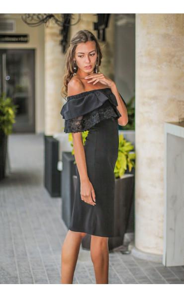Елегантна рокля Алина_14130