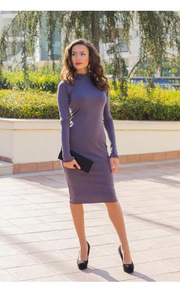 Елегантна рокля Вайлет_14229