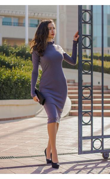 Елегантна рокля Вайлет_14233