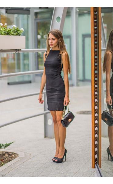 Сексапилна мини рокля Карли _14301