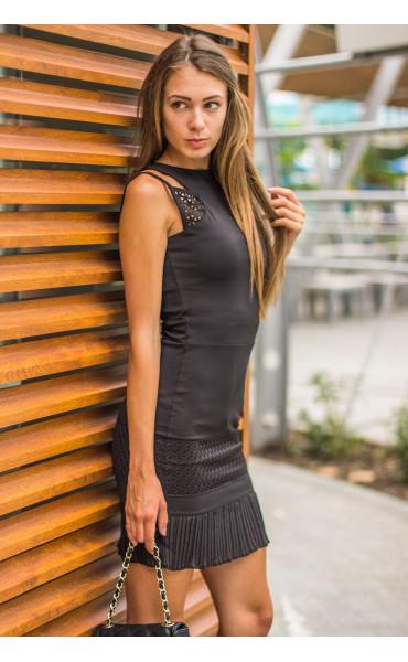 Сексапилна мини рокля Карли _14302