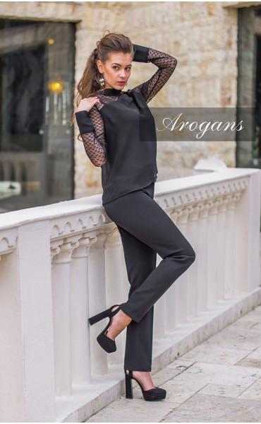 Елегантна блуза Лара  _14549