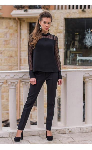 Елегантна блуза Лара  _14590