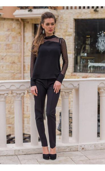 Елегантна блуза Лара  _14591