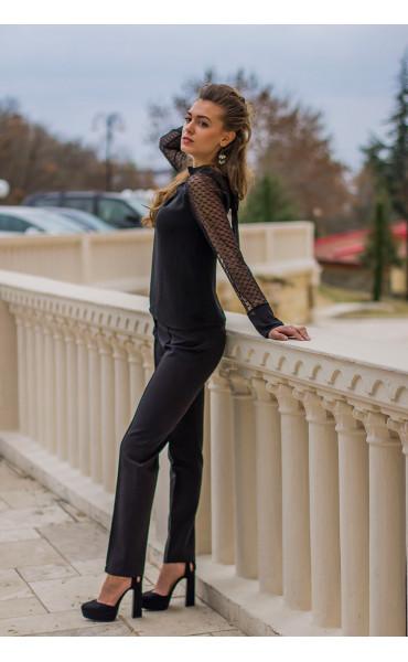 Елегантна блуза Лара  _14593