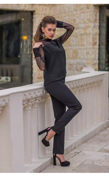 Елегантна блуза Лара  _14597