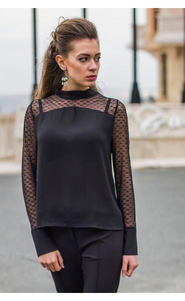 Елегантна блуза Лара  _14601