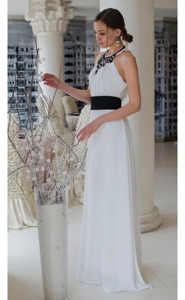 Бяла официална рокля Наполи