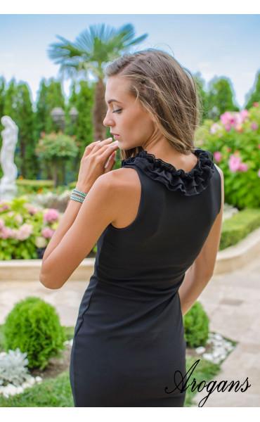 Елегантна рокля Black Swan_15452
