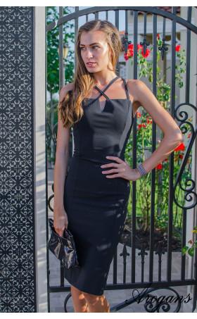 Елегантна рокля Black Queen