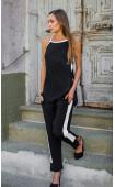 Комплект туника и панталон City girl