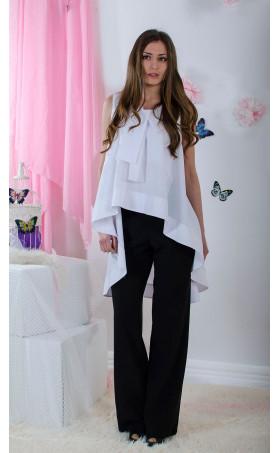 Елегантен панталон в класически черен цвят