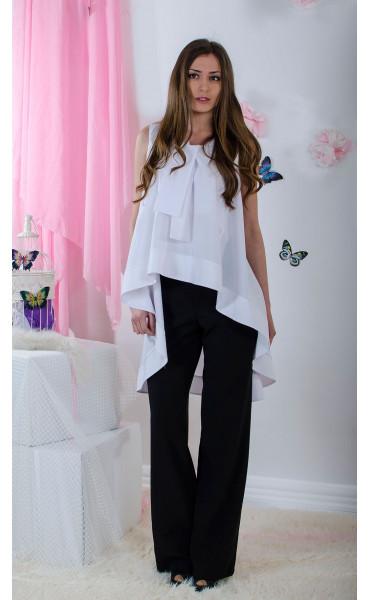 Елегантен панталон в класически черен цвят _16521