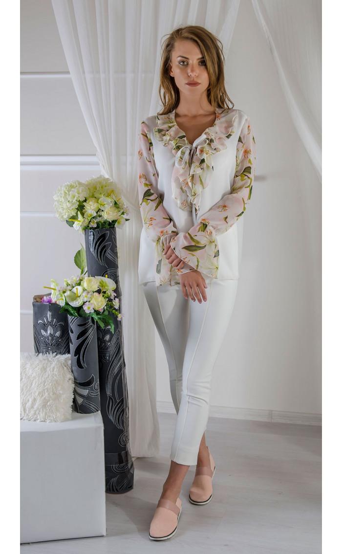 Бяла риза Spring
