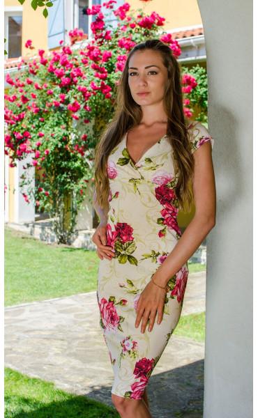Елегантна рокля Toskana_16675