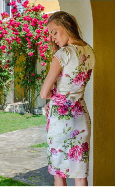 Елегантна рокля Toskana_16677