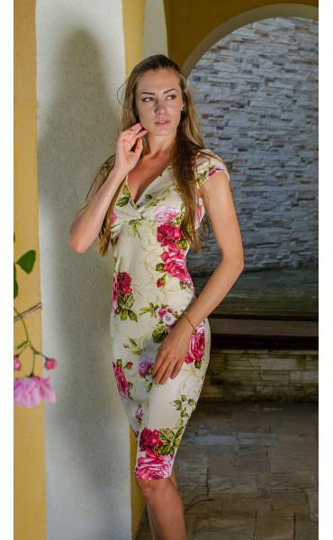 Елегантна рокля Toskana_16681