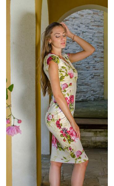 Елегантна рокля Toskana_16682