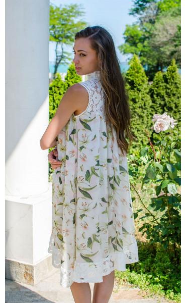 Свободна нежна рокля Lilium _16683