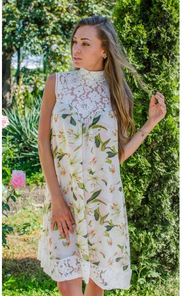 Свободна нежна рокля Lilium _16684