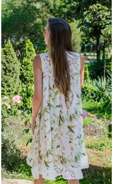 Свободна нежна рокля Lilium _16685