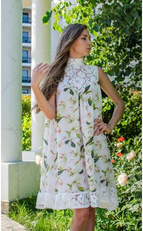 Свободна нежна рокля Lilium