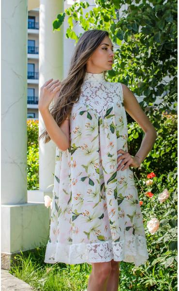 Свободна нежна рокля Lilium _16686