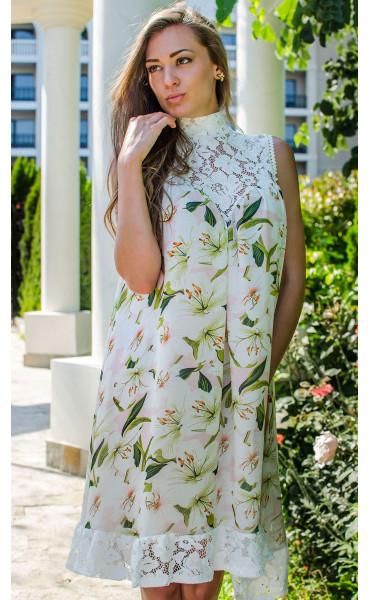Свободна нежна рокля Lilium _16687