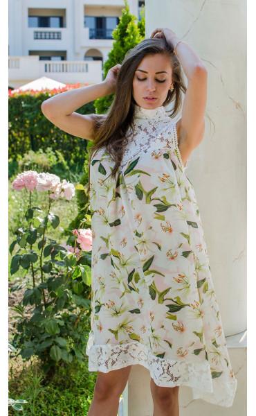 Свободна нежна рокля Lilium _16689