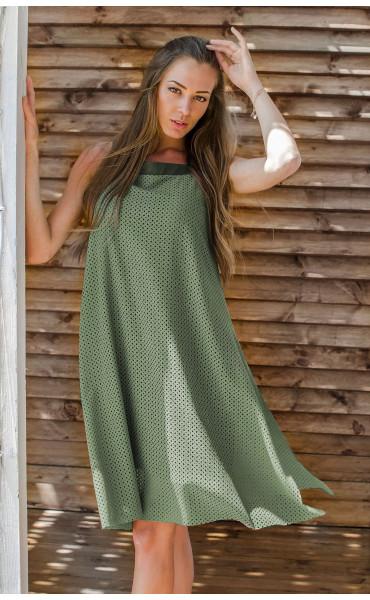 Раздвижен модел мини рокля Bad girl
