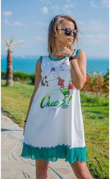 Лятна рокля Cheers