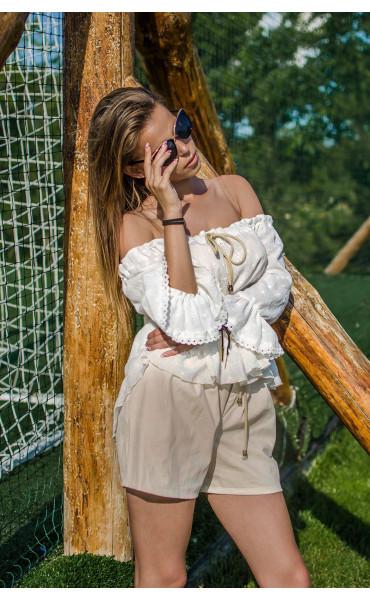 Лятна блузка от памук Кристи_16755