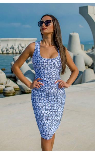 Лятна рокля с набор Sicilia_16779