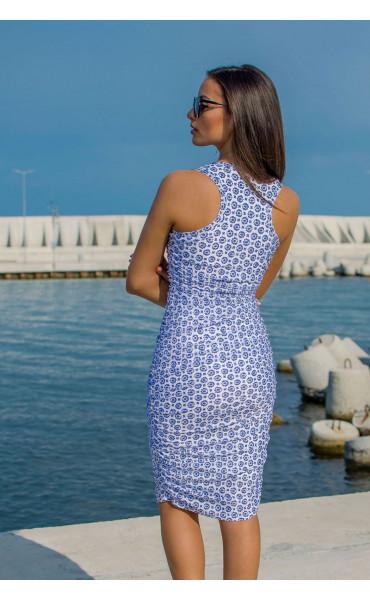 Лятна рокля с набор Sicilia_16780