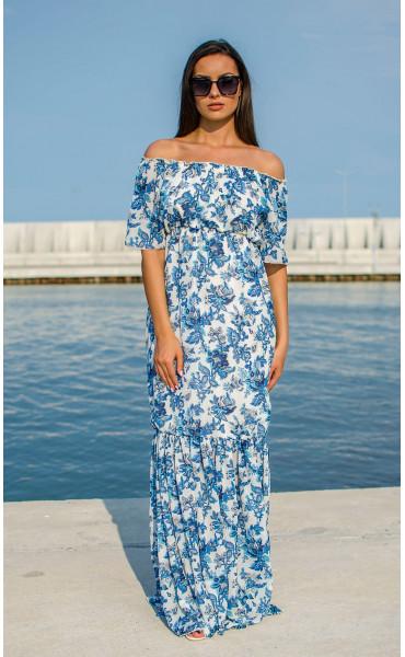 Лятна ефирна рокля Mykonos_16863